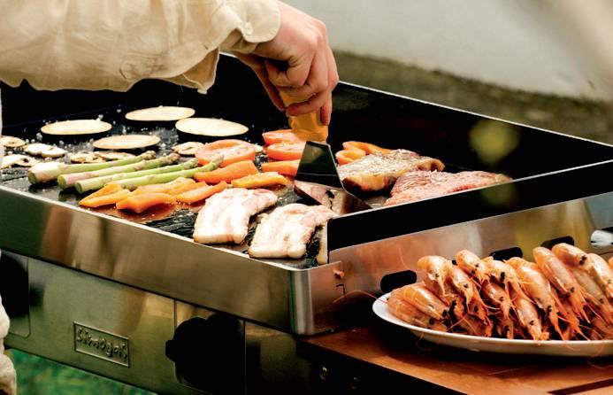 À la découverte d'un appareil culinaire esthétique : la plancha