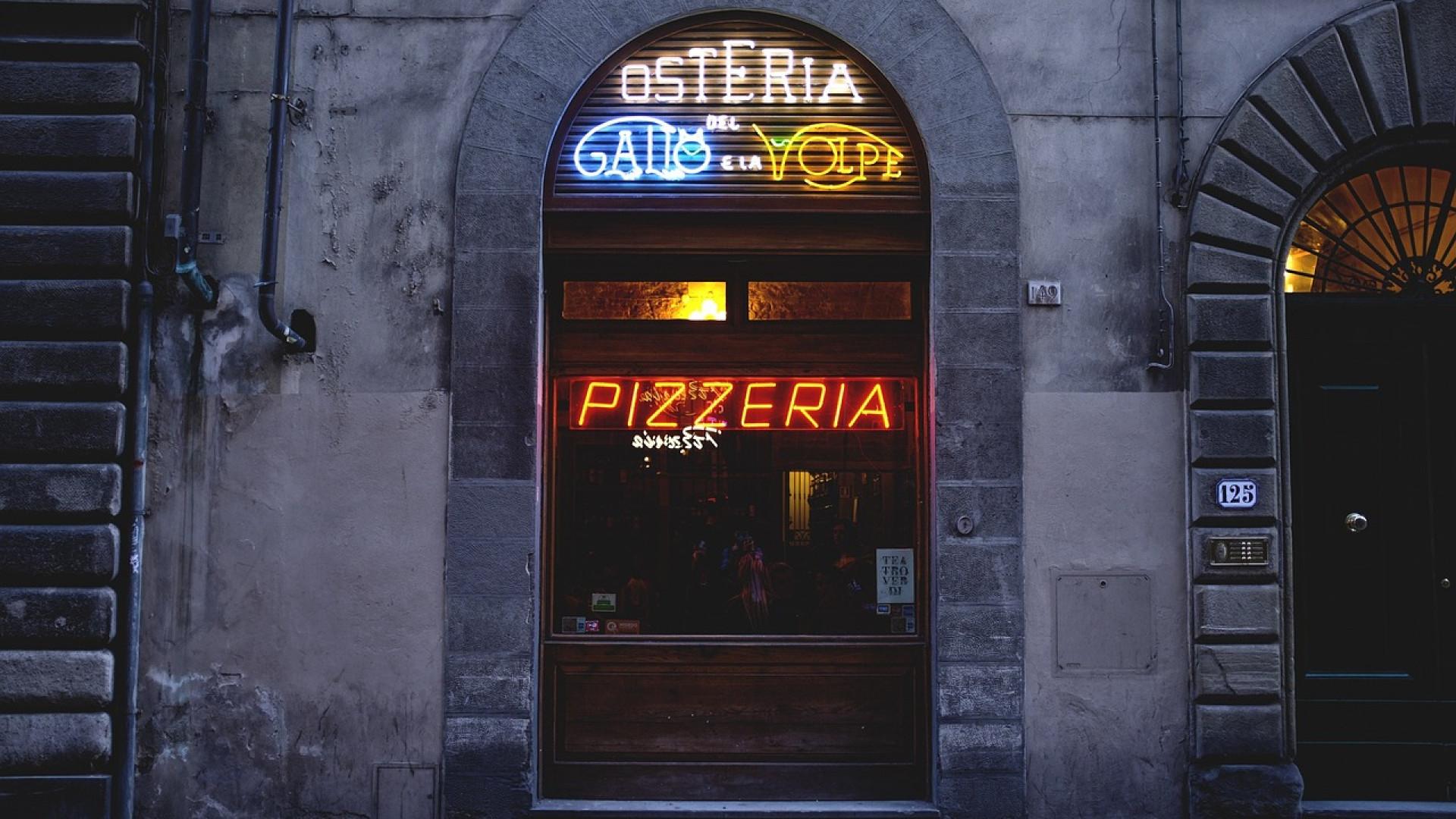 Pourquoi les Français aiment tant dîner dans une pizzeria