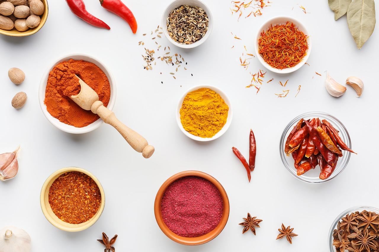 Cuisine épice : quelles épices pour les viandes, poissons et légumes?